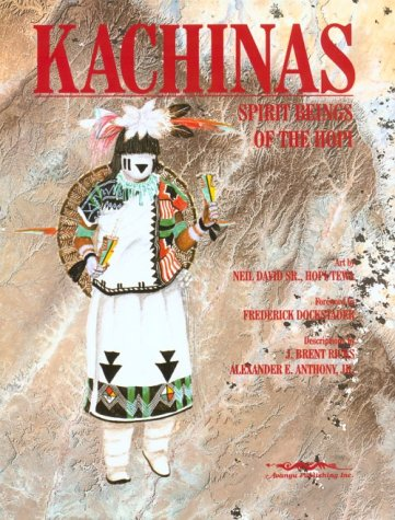 Kachinas: Spirit Beings of the Hopi (signed)
