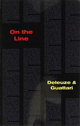 On The Line: Deleuze, Gilles; Félix