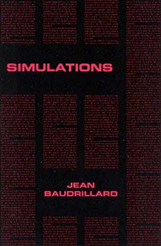 9780936756028: Simulations (Semiotext(e) / Foreign Agents)