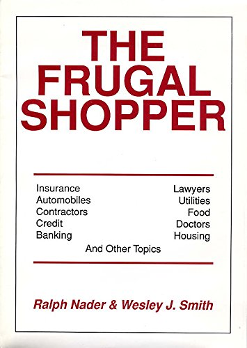 9780936758305: The Frugal Shopper