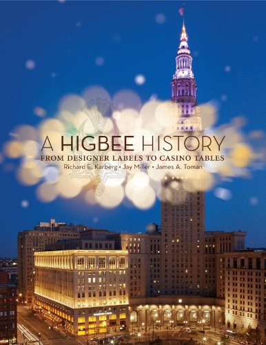 9780936760346: A Higbee History: From Designer Labels to Casino Tables