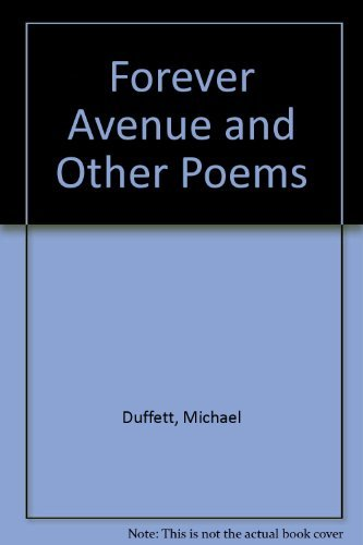9780936784335: Forever Avenue and Other Poems