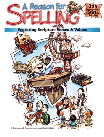 9780936785714: A Reason for Spelling: Homeschool Pack Level B