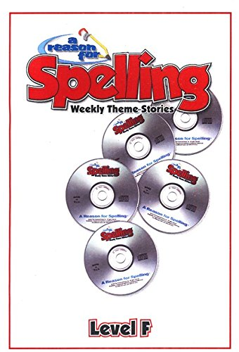 9780936785998: A Reason For Spelling Level F, Audio CD's