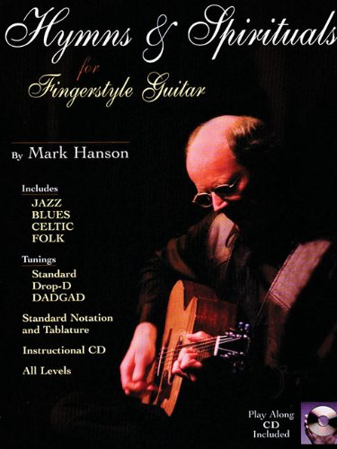 9780936799254: Hymns And Spirituals For Fingerstyle Guitar