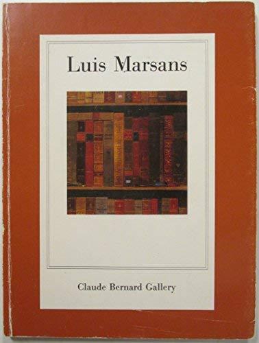 Luis Marsans Drawings and paintings : November: Marsans, Luis