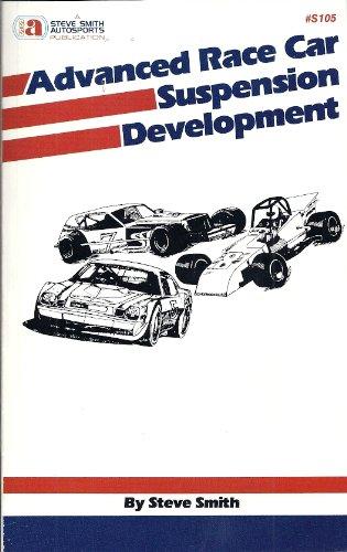 9780936834054: Advanced Race Car Suspension Development