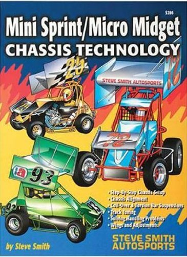 9780936834863: Mini Sprint/Micro Midget Chassis Technology
