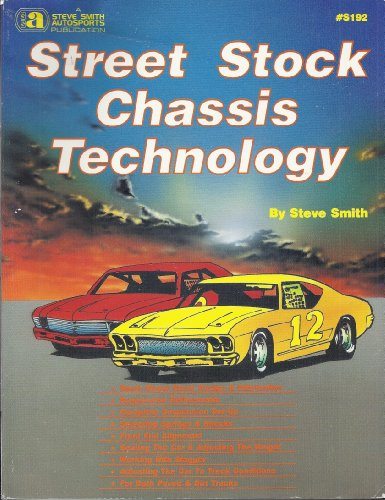 9780936834924: Street Stock Chassis Technology