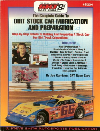 9780936834955: Dirt Stock Car Fabrication & Preparation (S234)