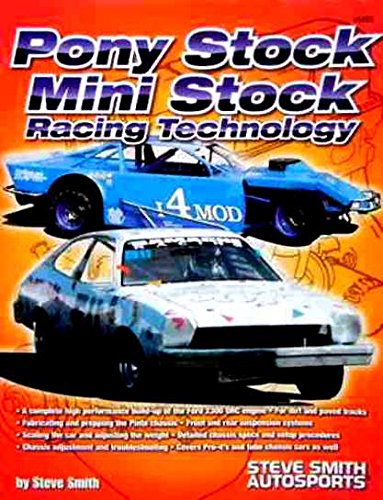 9780936834979: Pony stock, mini stock racing technology