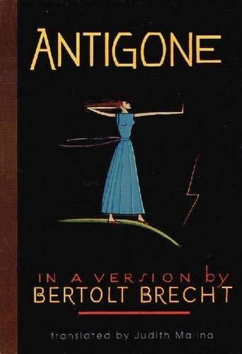 9780936839257: Antigone: In a Version by Bertolt Brecht