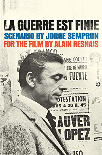 9780936839578: Scenario by Jorge Semprun for the film by Alain Resnais (Applause Books)