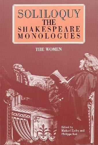 william shakespeare monologues