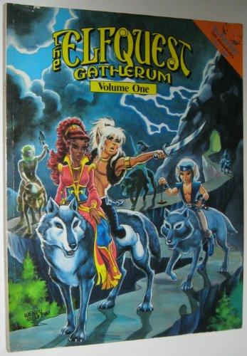 9780936861029: Elfquest Gatherum (Elfquest 10th Anniversary 1978-1988)