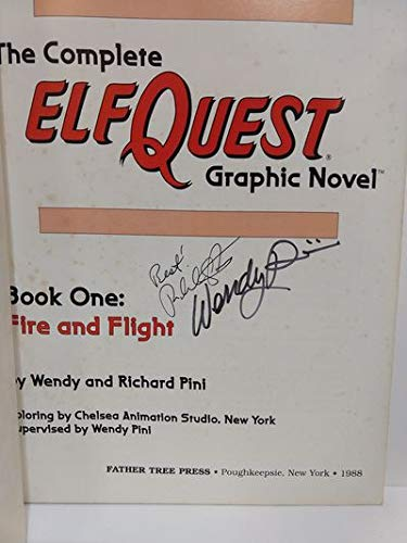 9780936861067: Elfquest Graphic Novel 1: Fire and Flight