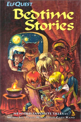 Elfquest: Bedtime Stories (9780936861371) by Wendy Pini; Terry Beatty; Gary Kato; Richard Pini; Wendi Lee