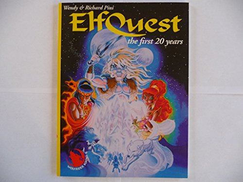 9780936861531: Elfquest: the first 20 years