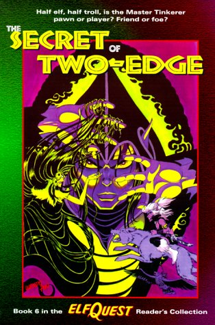 Elfquest Reader's Collection #6: The Secret of Two-Edge (0936861606) by Richard Pini; Wendy Pini