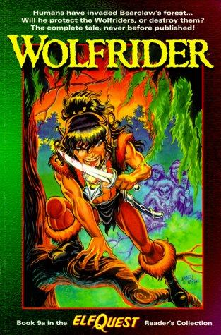 9780936861678: Elfquest Reader's Collection #9a: Wolfrider!