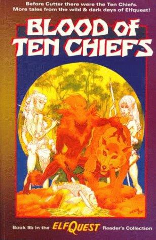 9780936861685: Elfquest Reader's Collection #9b: Blood of Ten Chiefs