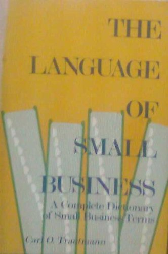 The Language of Small Business