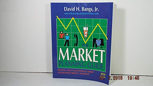 9780936894720: Market Planning Guide 4ED