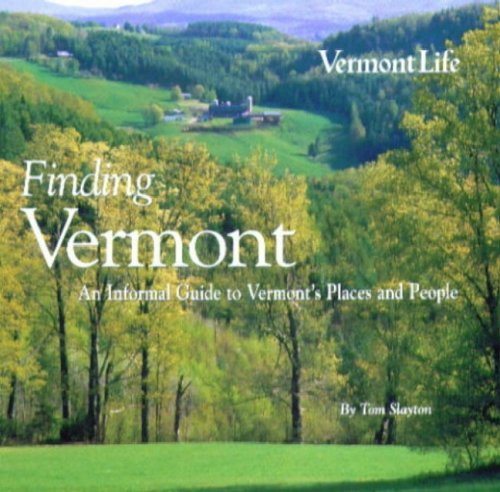 9780936896984: Finding Vermont