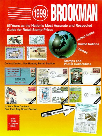 9780936937434: 1999 Brookman: United States, United Nations & Canada Stamps & Postal Collectibles (Brookman Stamp Price Guide)