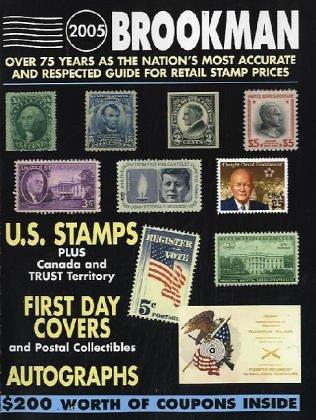 9780936937588: 2005 Brookman Stamp Price Guide (Brookman Stamp Price Guide (Spiral))