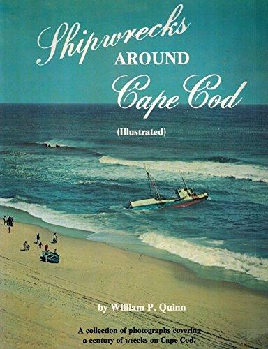 9780936972015: Shipwrecks Around Cape Cod