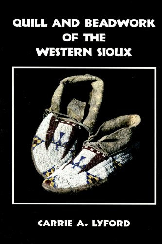 9780936984087: Quill and Beadwork of the Western Sioux