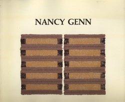 Nancy Genn: Paper Paintings : September 6th-29th, 1984 (SIGNED): Genn, Nancy