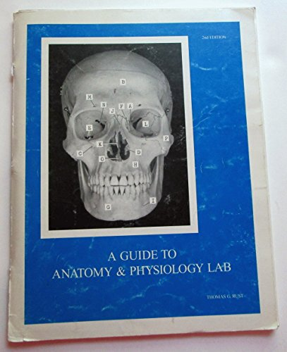9780937029008: A Guide to Anatomy and Physiology Lab