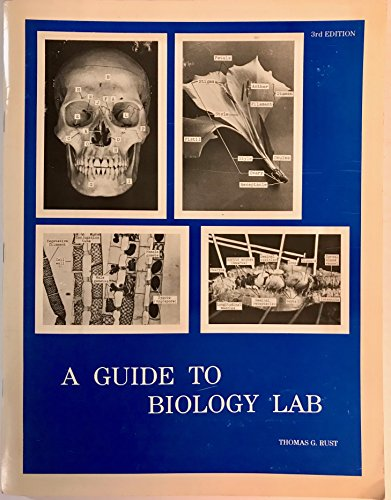 9780937029015: Guide to Biology Lab