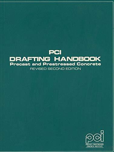 9780937040447: PCI drafting handbook, precast and prestressed concrete
