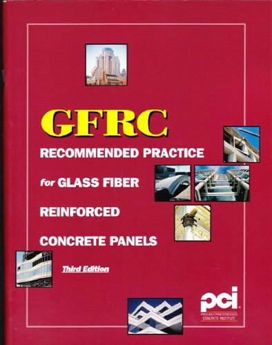 9780937040522: Recommended practice for glass fiber reinforced concrete panels