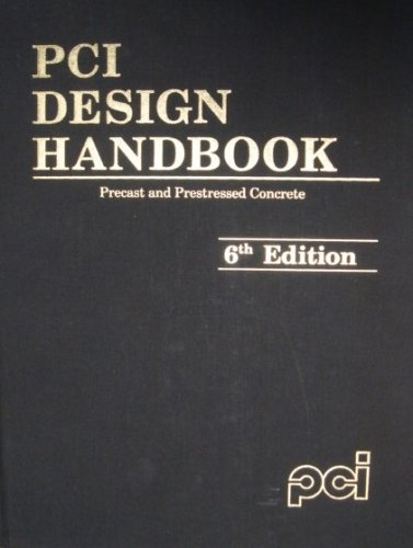 9780937040713: PCI Design Handbook: Precast and Prestressed Concrete, Sixth Edition, 2004