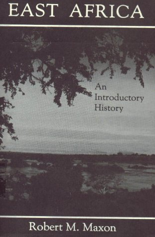 9780937058244: East Africa: An Introductory History