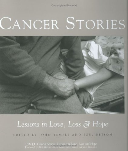 9780937058886: Cancer Stories: Lessons in Love, Loss, and Hope