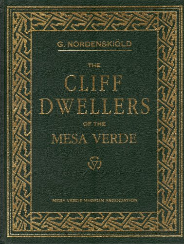 9780937062135: The Cliff dwellers of the Mesa Verde [Unknown Binding] by Nordenskiold, Gustaf