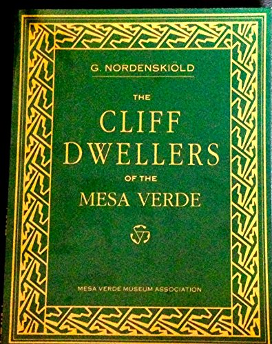 9780937062142: The Cliff dwellers of the Mesa Verde