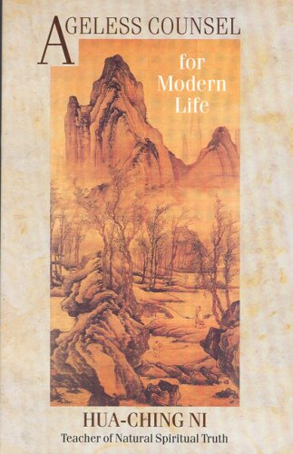 9780937064504: Ageless Counsel: For Modern Life