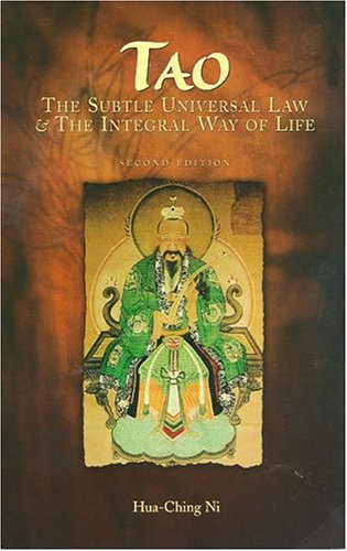 9780937064658: Tao: The Subtle Universal Law and the Integral Way of Life