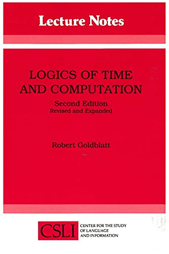 9780937073940: Logics of Time and Computation (Lecture Notes)