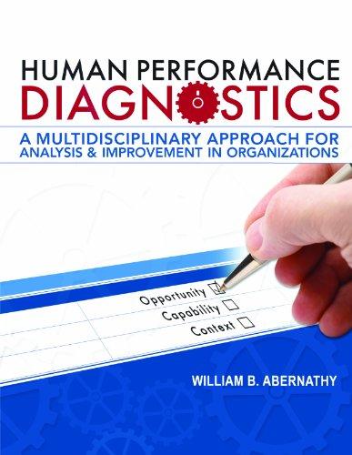 Human Performance Diagnostics: William B. Abernathy