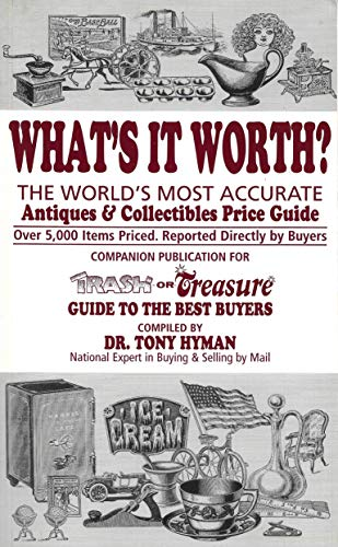 What's It Worth? Antiques & Collectibles Price: Tony Hyman