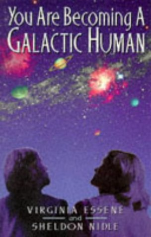 9780937147085: You Are Becoming a Galactic Human
