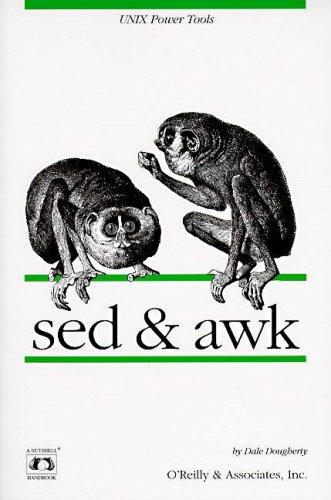 sed & awk (Nutshell Handbooks) (0937175595) by Dale Dougherty