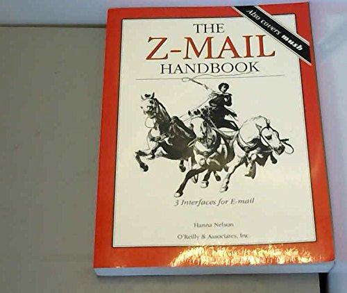 9780937175767: The Z-Mail Handbook
